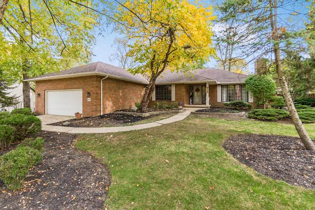 104 Springtree Court, Westerville, OH 43081 (MLS #220036691) :: The Willcut Group