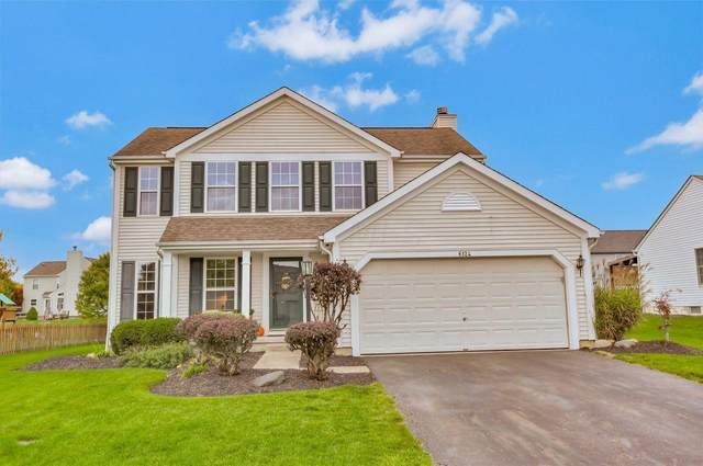 6124 Hemingway Place, Westerville, OH 43082 (MLS #220036704) :: 3 Degrees Realty