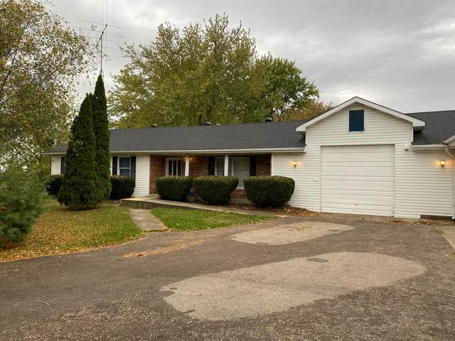 27891 Jackson Road, Circleville, OH 43113 (MLS #220036715) :: The Holden Agency