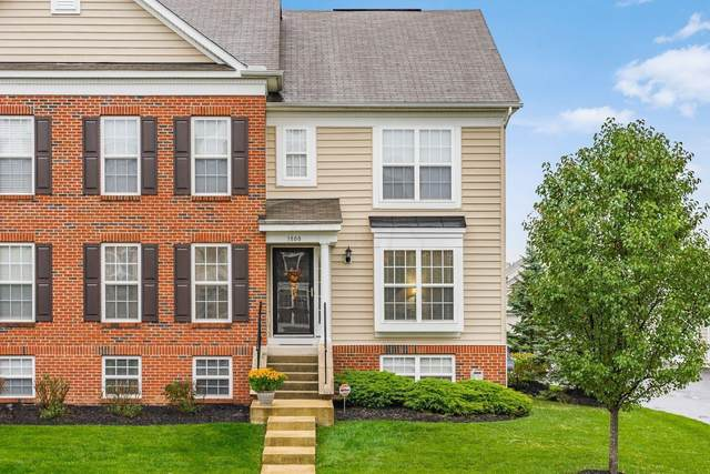 3800 Dowitcher Lane 34-380, Columbus, OH 43230 (MLS #220036725) :: The Holden Agency