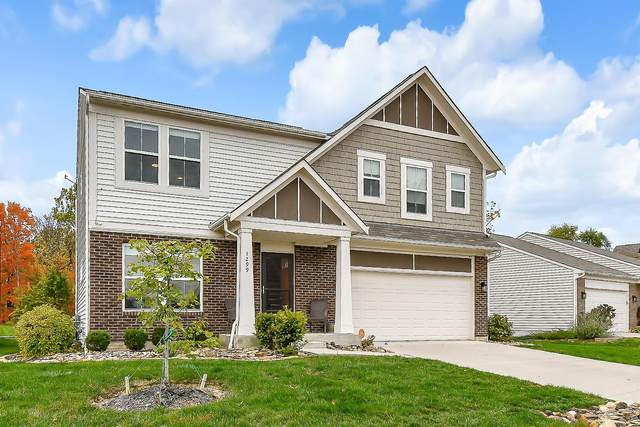 1299 Cordella Street, Blacklick, OH 43004 (MLS #220036748) :: Berkshire Hathaway HomeServices Crager Tobin Real Estate