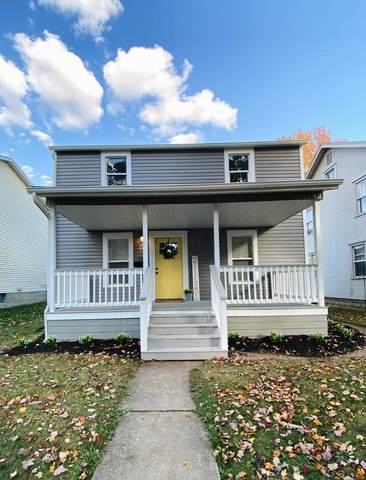 814 Madison Avenue, Lancaster, OH 43130 (MLS #220036813) :: Exp Realty