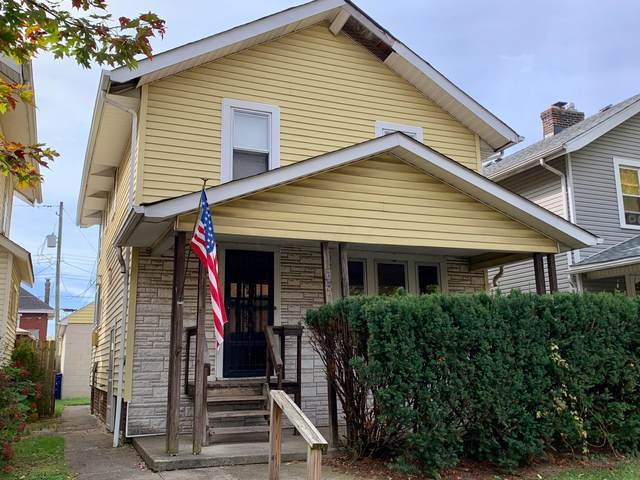 165 Frebis Avenue, Columbus, OH 43206 (MLS #220036814) :: The Raines Group