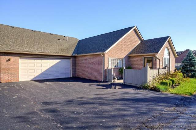 5673 Willet Lane, Westerville, OH 43081 (MLS #220036831) :: The Raines Group