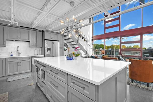 367 Auden Avenue #307, Columbus, OH 43215 (MLS #220036839) :: Berkshire Hathaway HomeServices Crager Tobin Real Estate