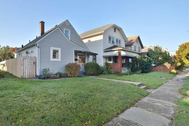 271 E Jenkins Avenue, Columbus, OH 43207 (MLS #220036843) :: The Raines Group
