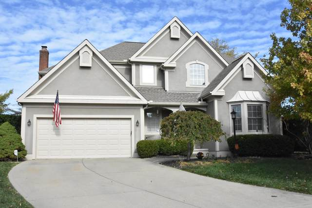 8908 Glassford Court N, Dublin, OH 43017 (MLS #220036857) :: Angel Oak Group