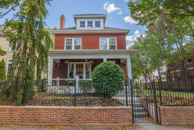 1164 Oregon Avenue, Columbus, OH 43201 (MLS #220036872) :: The Willcut Group