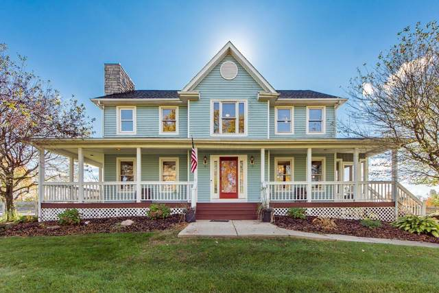 5510 Clover Valley Road, Johnstown, OH 43031 (MLS #220036884) :: Berkshire Hathaway HomeServices Crager Tobin Real Estate