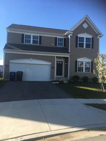 5439 Arrow Court, Canal Winchester, OH 43110 (MLS #220036895) :: RE/MAX ONE