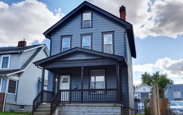 551 Cline Street, Columbus, OH 43206 (MLS #220036899) :: Angel Oak Group
