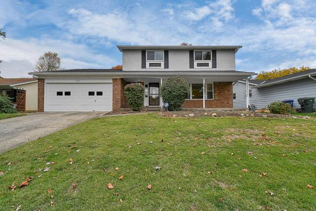 2182 Balmoral Road, Columbus, OH 43229 (MLS #220036915) :: CARLETON REALTY