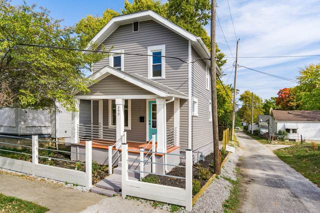 392 S Glenwood Avenue, Columbus, OH 43223 (MLS #220036917) :: Berkshire Hathaway HomeServices Crager Tobin Real Estate