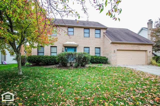 3445 River Narrows Road, Hilliard, OH 43026 (MLS #220036954) :: CARLETON REALTY