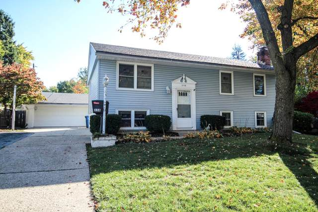 358 Haymarket Place, Columbus, OH 43230 (MLS #220036975) :: Exp Realty