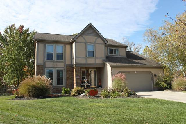 909 Haddington Place, Pickerington, OH 43147 (MLS #220036985) :: The Clark Group @ ERA Real Solutions Realty