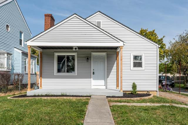 1386 Republic Avenue, Columbus, OH 43211 (MLS #220037005) :: The Raines Group