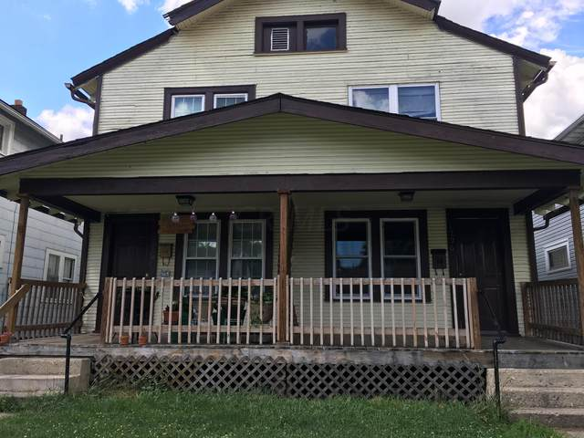 1294-1296 E 23rd Avenue, Columbus, OH 43211 (MLS #220037026) :: The Raines Group