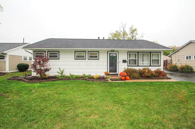 4271 Alder Drive, Hilliard, OH 43026 (MLS #220037030) :: Core Ohio Realty Advisors