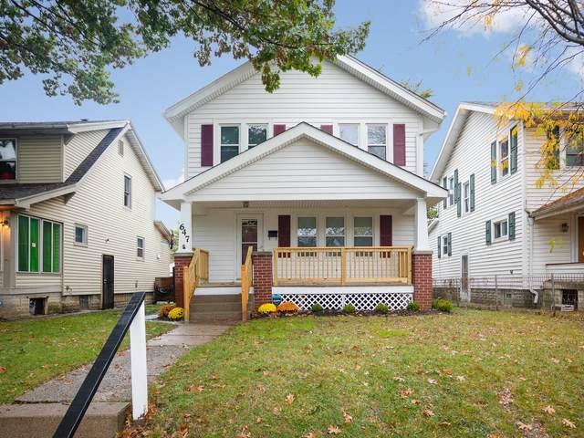 647 S Terrace Avenue, Columbus, OH 43204 (MLS #220037048) :: MORE Ohio