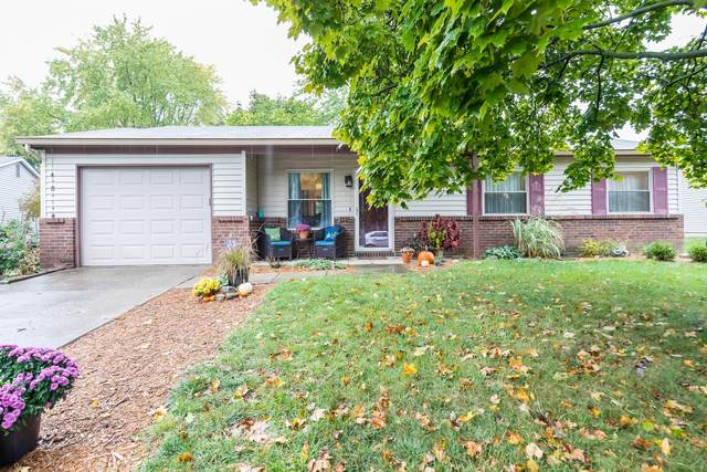 1839 Linkton Drive, Powell, OH 43065 (MLS #220037088) :: MORE Ohio