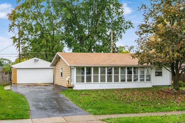 7351 Saratoga Avenue, Reynoldsburg, OH 43068 (MLS #220037097) :: The Willcut Group