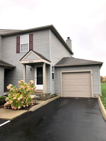 2274 Sandman Drive 67F, Columbus, OH 43235 (MLS #220037128) :: The Jeff and Neal Team | Nth Degree Realty