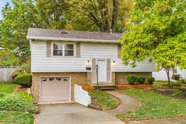 6467 Faircrest Road, Columbus, OH 43229 (MLS #220037138) :: Exp Realty