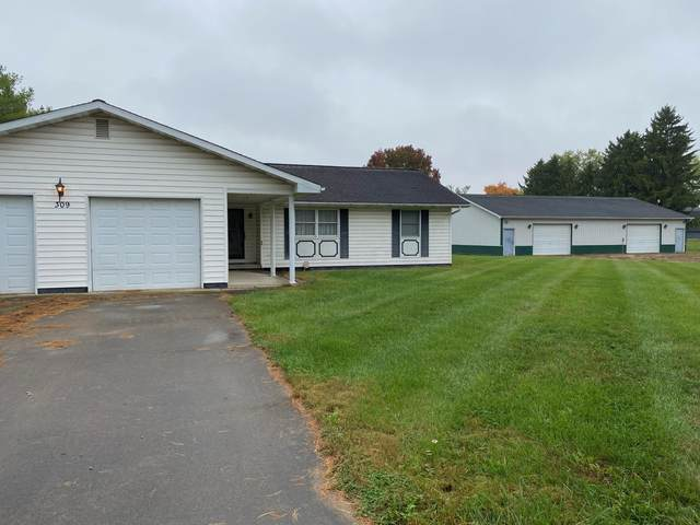 309 Sumpter Avenue, Circleville, OH 43113 (MLS #220037141) :: The Holden Agency