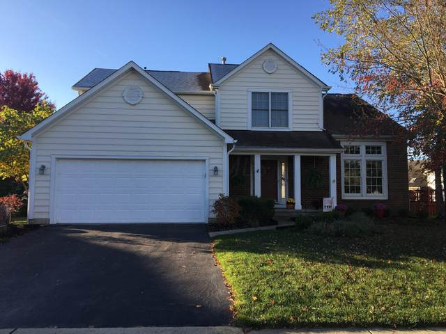 6395 Albany Gardens Drive, New Albany, OH 43054 (MLS #220037144) :: RE/MAX ONE