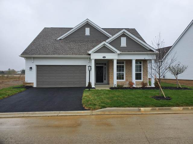 5744 Caulfield Lane, Dublin, OH 43016 (MLS #220037148) :: The Jeff and Neal Team | Nth Degree Realty