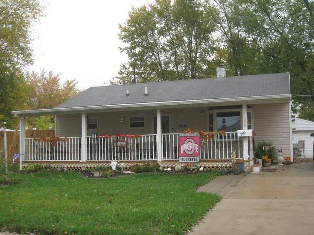 388 Middle Drive, West Jefferson, OH 43162 (MLS #220037155) :: Berkshire Hathaway HomeServices Crager Tobin Real Estate