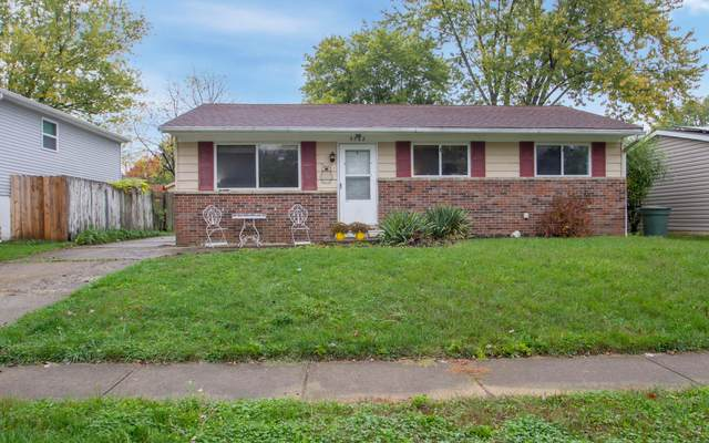 3362 Trail Lane Court, Columbus, OH 43231 (MLS #220037172) :: CARLETON REALTY