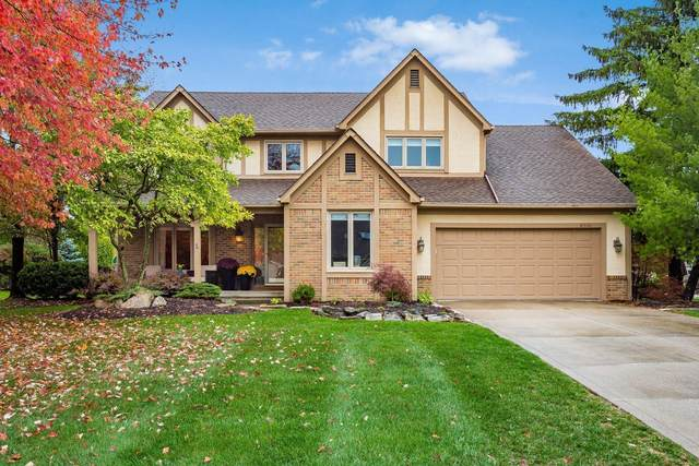 8640 Finlarig Drive, Dublin, OH 43017 (MLS #220037188) :: Angel Oak Group