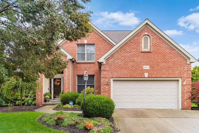 6614 Montchanin Court, Westerville, OH 43082 (MLS #220037211) :: CARLETON REALTY