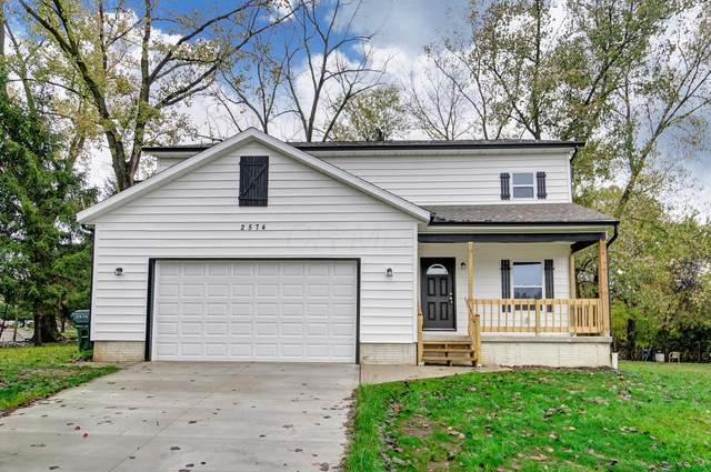 2574 Stacie Lane, Columbus, OH 43224 (MLS #220037227) :: RE/MAX Metro Plus