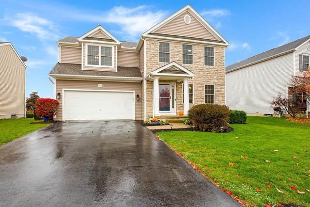 481 Cobblestone Drive, Delaware, OH 43015 (MLS #220037234) :: CARLETON REALTY