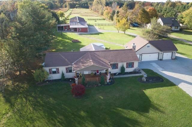 4384 Green Cook Road, Westerville, OH 43082 (MLS #220037252) :: Susanne Casey & Associates