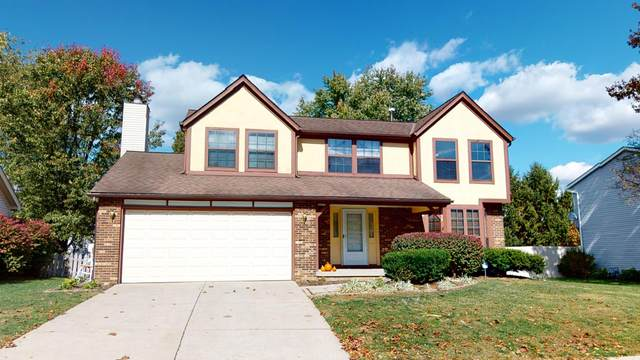 1592 Sandy Side Drive, Columbus, OH 43235 (MLS #220037266) :: RE/MAX Metro Plus