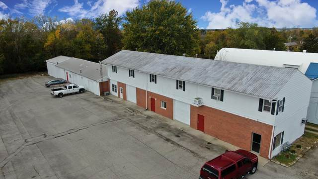 1193-1203 N Main Street, Marion, OH 43302 (MLS #220037276) :: The Holden Agency