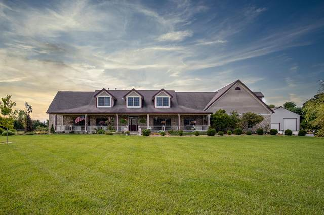 6085 Thomas Road, Radnor, OH 43066 (MLS #220037295) :: The Holden Agency