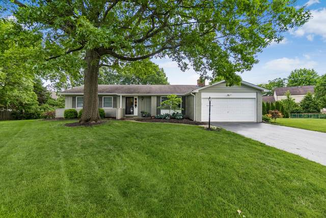 931 Longview Court, Columbus, OH 43235 (MLS #220037306) :: CARLETON REALTY