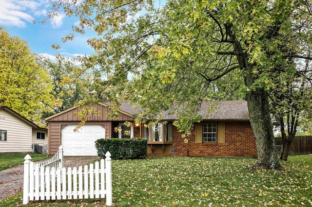 4763 Palmetto Street, Columbus, OH 43228 (MLS #220037317) :: Berkshire Hathaway HomeServices Crager Tobin Real Estate