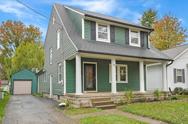 83 N 31st Street, Newark, OH 43055 (MLS #220037325) :: Susanne Casey & Associates