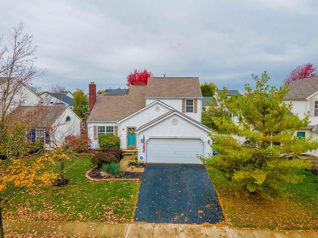 2315 Shelby Lane, Hilliard, OH 43026 (MLS #220037333) :: Angel Oak Group