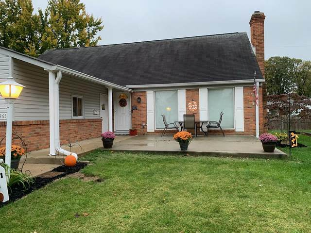 1365 Firwood Drive, Columbus, OH 43229 (MLS #220037343) :: Berkshire Hathaway HomeServices Crager Tobin Real Estate