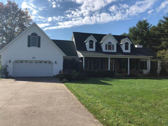 9837 Duvall Road, Ashville, OH 43103 (MLS #220037349) :: The Holden Agency