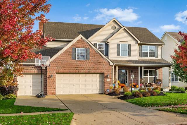 3886 Hickory Rock Drive, Powell, OH 43065 (MLS #220037350) :: MORE Ohio