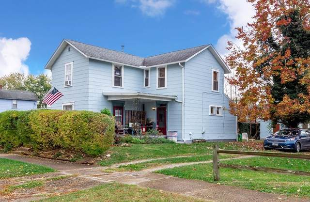 1232 W Mulberry Street, Lancaster, OH 43130 (MLS #220037358) :: The Jeff and Neal Team | Nth Degree Realty