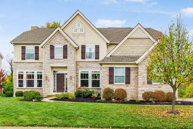 5912 Trafalgar Lane, Dublin, OH 43016 (MLS #220037367) :: 3 Degrees Realty